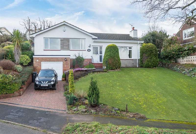 3 Bedrooms Bungalow for sale in West Cliff Park Drive, Dawlish