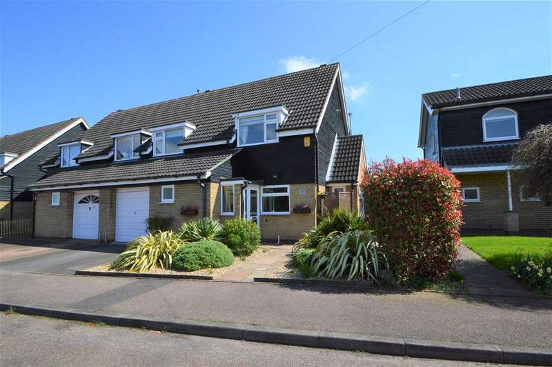 4 Bedrooms Semi Detached House for sale in Franklin Drive, Tollerton, Nottingham