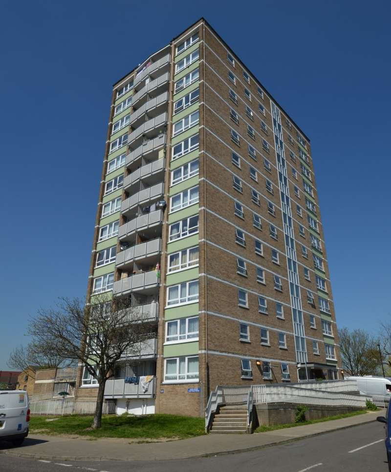 2 Bedrooms Apartment Flat for sale in Eastfield Road, Enfield, Middlesex, EN3 5XB
