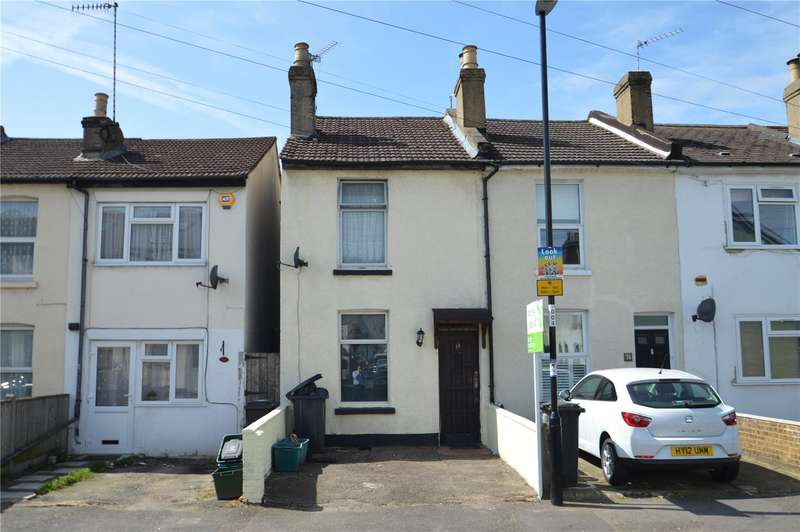 2 Bedrooms Terraced House for sale in Longley Road, Croydon