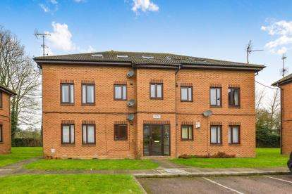 2 Bedrooms Flat for sale in Cavalier Close, Luton, Bedfordshire