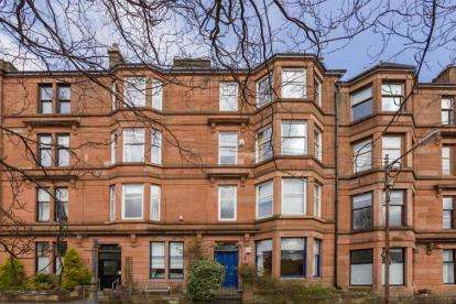 2 Bedrooms Flat for sale in Kingsley Avenue, Glasgow, Lanarkshire
