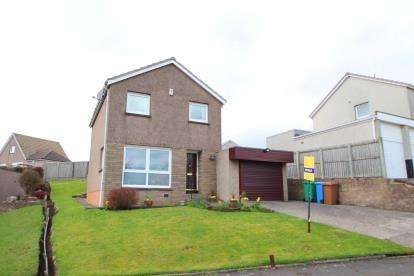 3 Bedrooms Detached House for sale in Long Craigs Terrace, Kinghorn