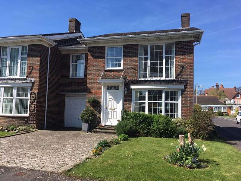 3 Bedrooms End Of Terrace House for sale in Little Green, Alverstoke, Gosport