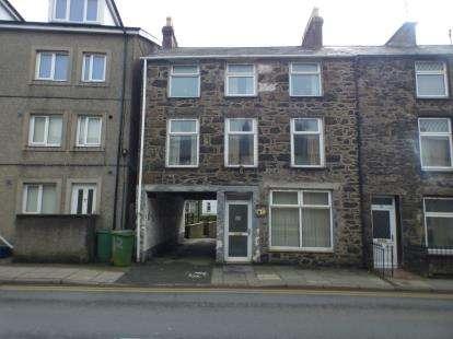 6 Bedrooms End Of Terrace House for sale in New Street, Pwllheli, Gwynedd, LL53