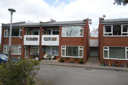 1 Bedroom Flat for sale in Guardian Court, Caldy Road, West Kirby, Wirral, CH48