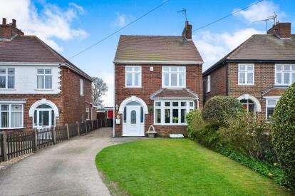 4 Bedrooms Detached House for sale in Diamond Avenue, Kirkby In Ashfield, Nottingham, Nottinghamshire