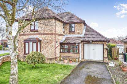 4 Bedrooms Detached House for sale in Oak Tree Avenue, Scotton, Catterick Garrison, North Yorkshire