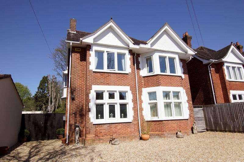 5 Bedrooms Detached House for sale in Church Road, Lower Parkstone, Poole