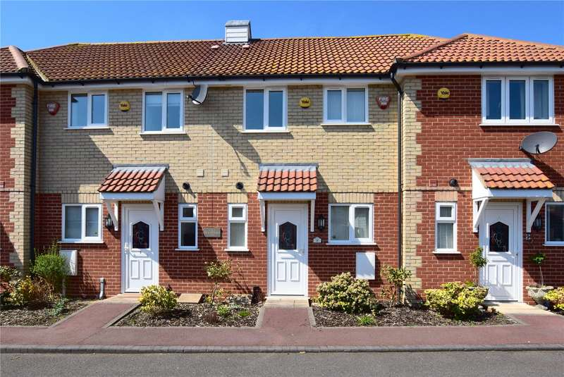 1 Bedroom Terraced House for sale in Isla Cottages, Wembley Gardens, Lancing, BN15