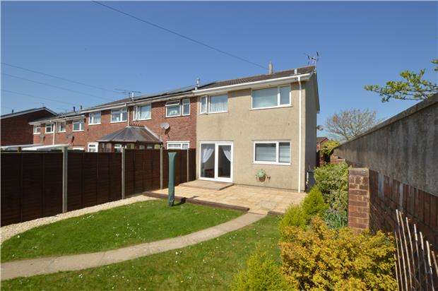 3 Bedrooms End Of Terrace House for sale in Blaisdon, Yate, BRISTOL, BS37 8TR