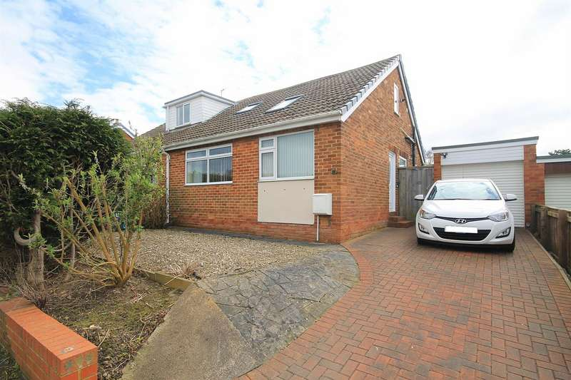 3 Bedrooms Semi Detached House for sale in Pilgrims Way, Gilesgate, Durham