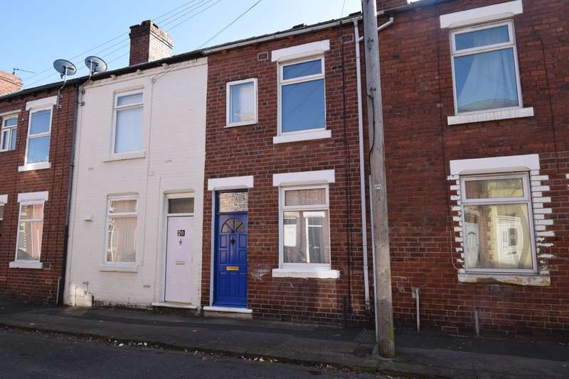 2 Bedrooms Terraced House for sale in Newland Street, Wakefield