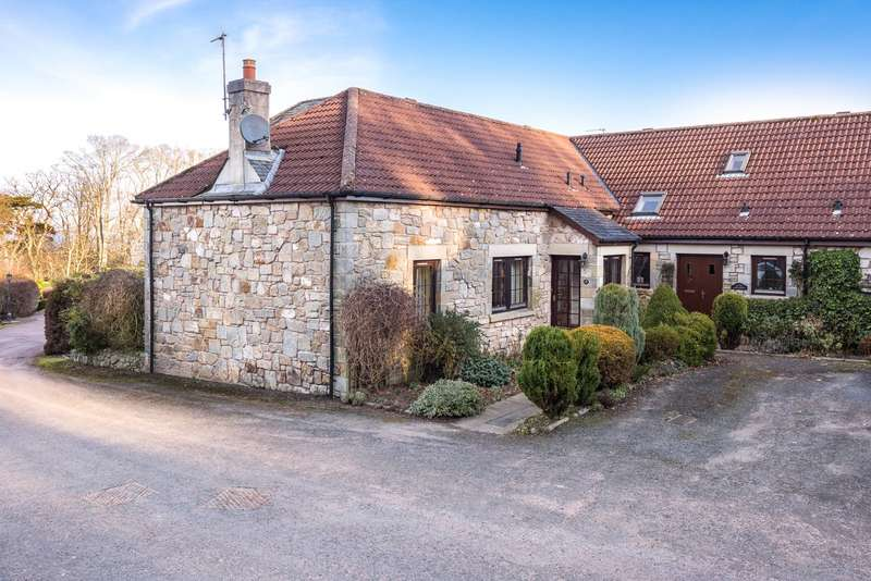 3 Bedrooms Terraced House for sale in 5 Balmungo Steadings, St. Andrews, Fife, KY16