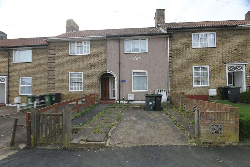 2 Bedrooms Terraced House for sale in Ivorydown, Bromley, London, BR1 5EJ