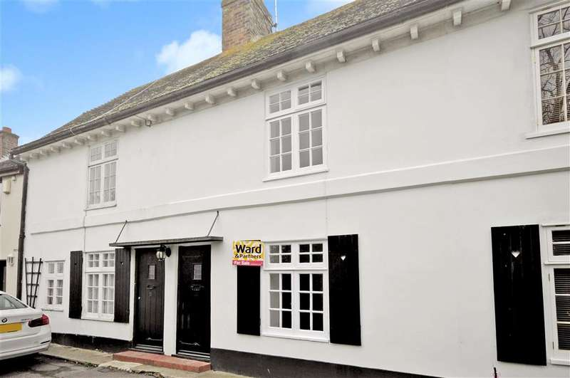2 Bedrooms Terraced House for sale in Pond Cottages, , Broomfield, Herne Bay, Kent
