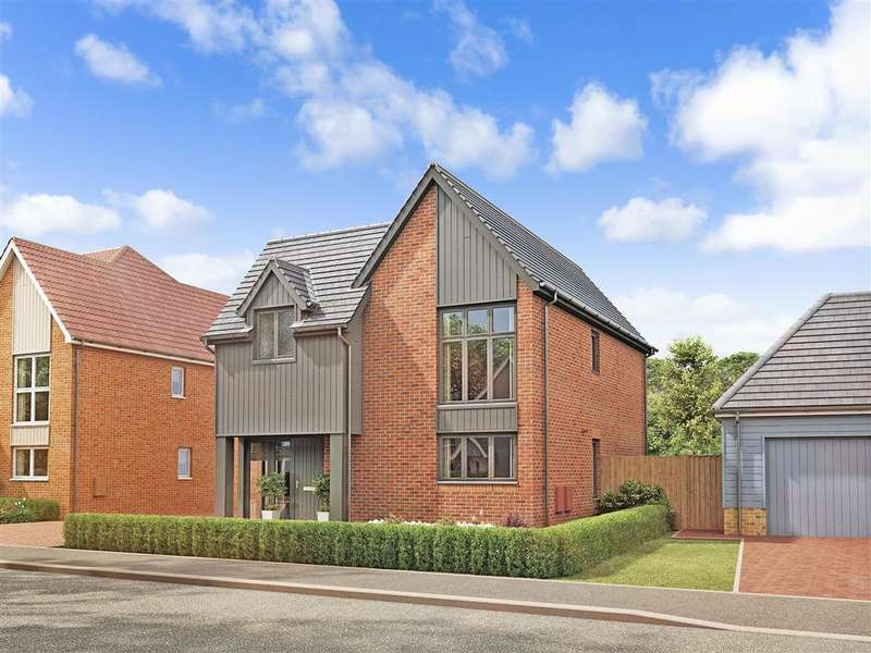3 Bedrooms Detached House for sale in Cockreed Lane, Mulberry Place, New Romney, Kent