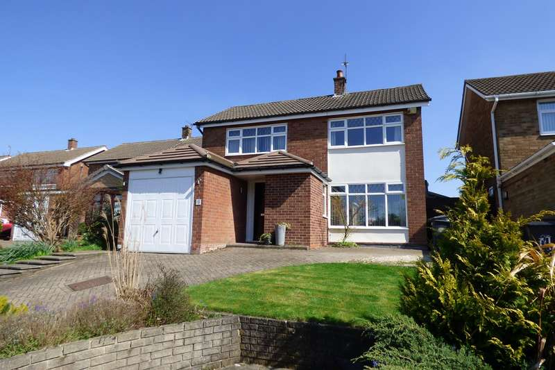 3 Bedrooms Detached House for sale in Meadowside, Whitestone, Nuneaton, CV11