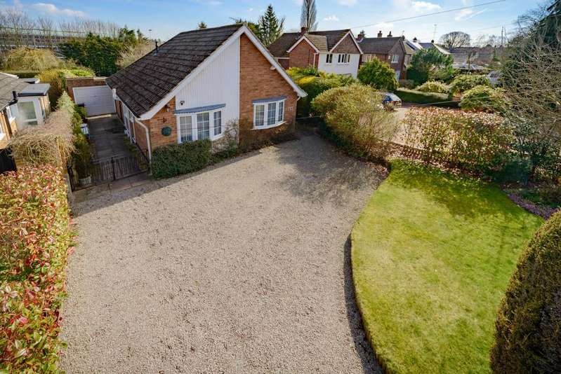 3 Bedrooms Detached Bungalow for sale in Windy Arbour, Kenilworth