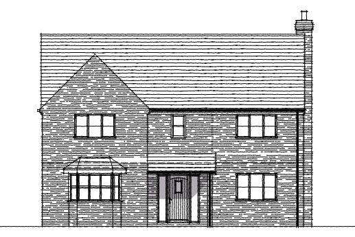4 Bedrooms Detached House for sale in Clare Crescent, Towcester, Northamptonshire