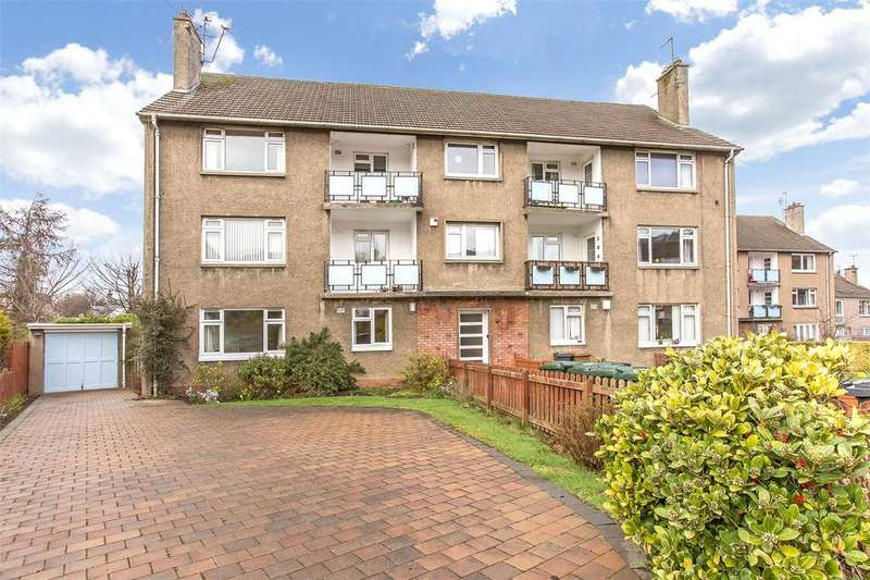2 Bedrooms Flat for sale in 15/1 Orchard Brae Gardens, Edinburgh, EH4