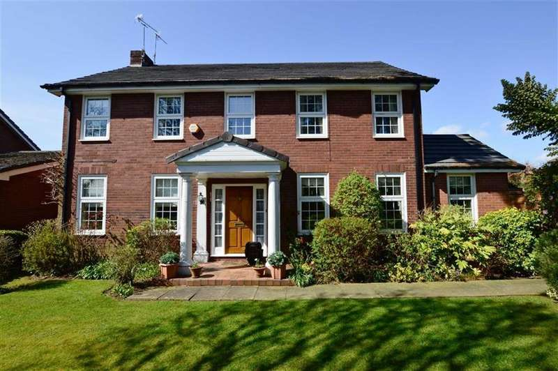 4 Bedrooms Detached House for sale in Hawley Lane, Hale Barns, Cheshire, WA15