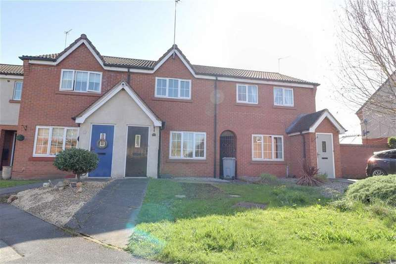 2 Bedrooms Mews House for sale in Parker Way, Congleton