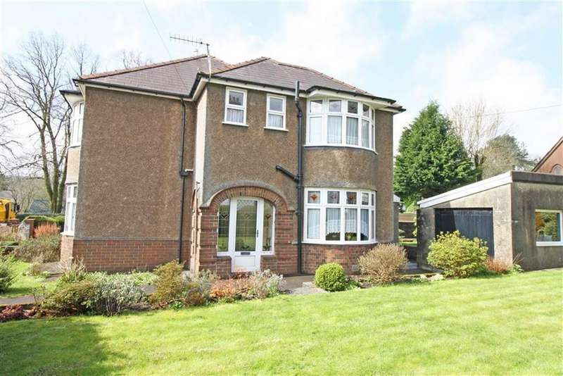 3 Bedrooms Semi Detached House for sale in Church Avenue, Llwydcoed, Aberdare, Mid Glamorgan