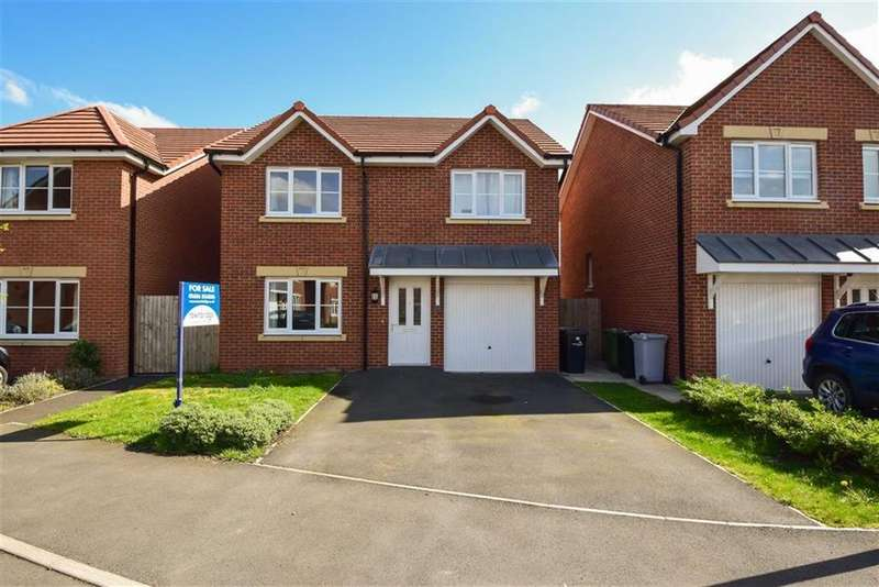 4 Bedrooms Detached House for sale in Pembroke Place