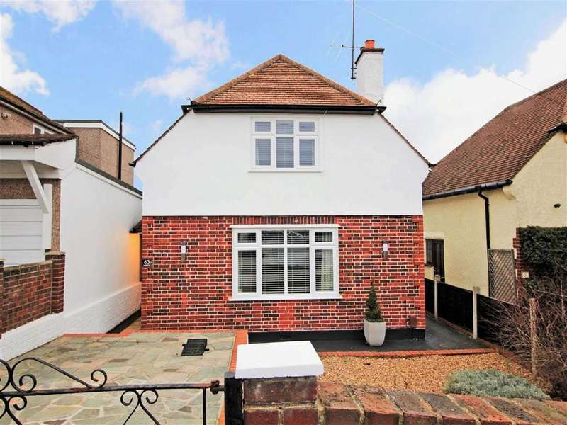 3 Bedrooms Detached House for sale in Hayfield Road, Orpington, Kent