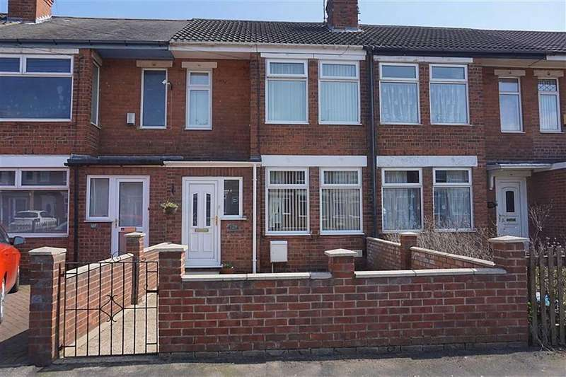2 Bedrooms Terraced House for sale in Westfield Road, West hull, Hull, HU4