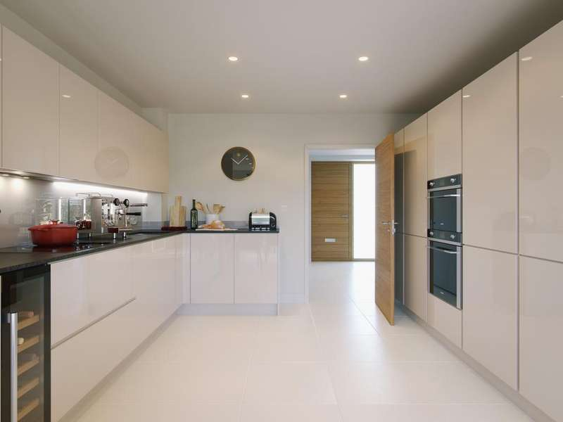 3 Bedrooms Apartment Flat for sale in Parkside Place, SW8