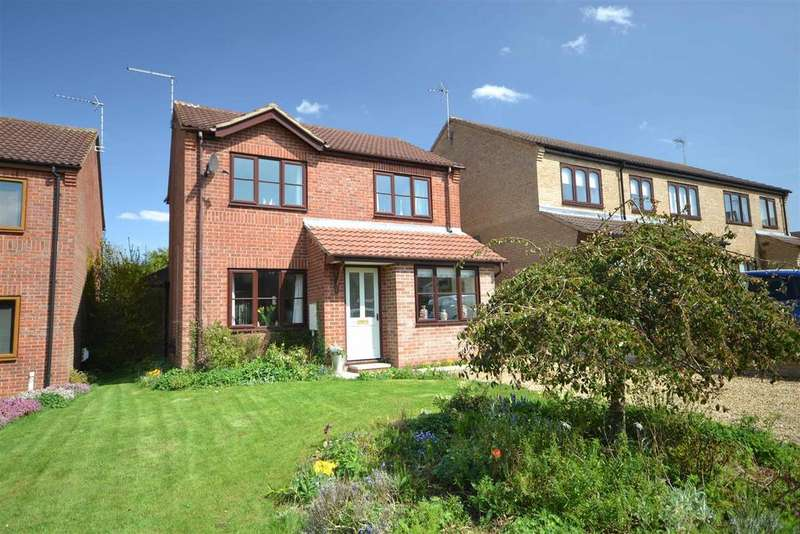3 Bedrooms Detached House for sale in Foxglove Road, Stamford