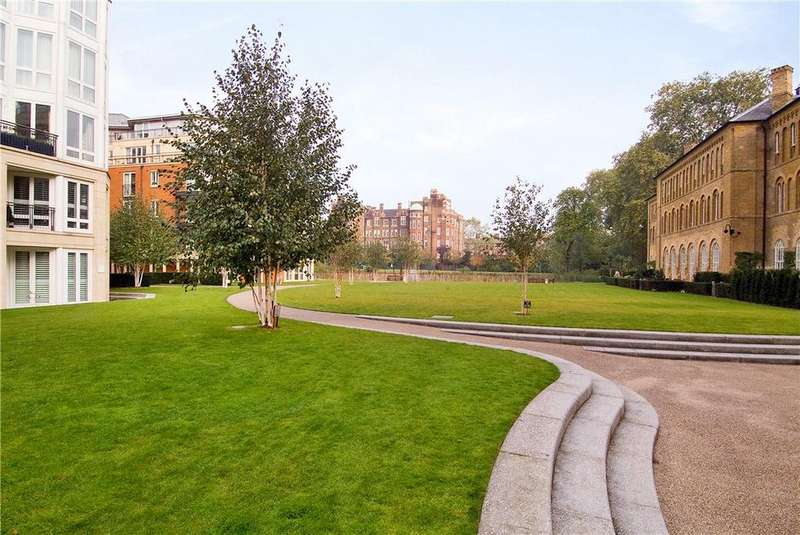 1 Bedroom Flat for sale in Clark House, Coleridge Gardens, London, SW10