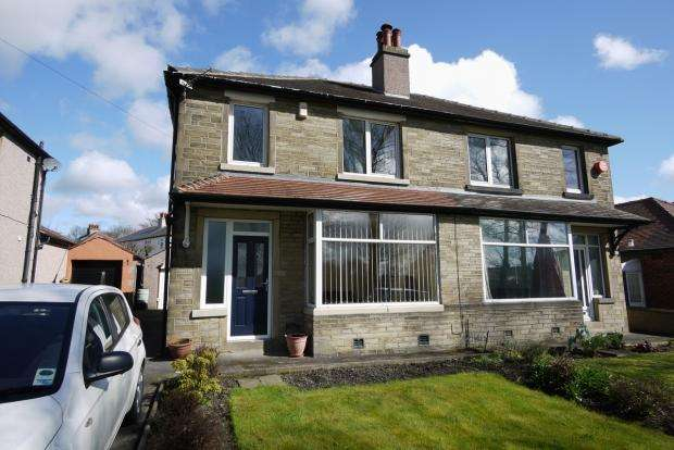 3 Bedrooms Semi Detached House for sale in Garden Road Brighouse