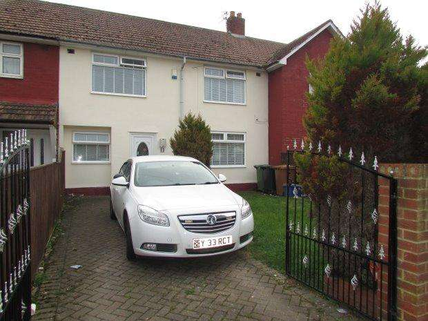 3 Bedrooms Terraced House for sale in GREENOCK ROAD, OWTON MANOR, HARTLEPOOL