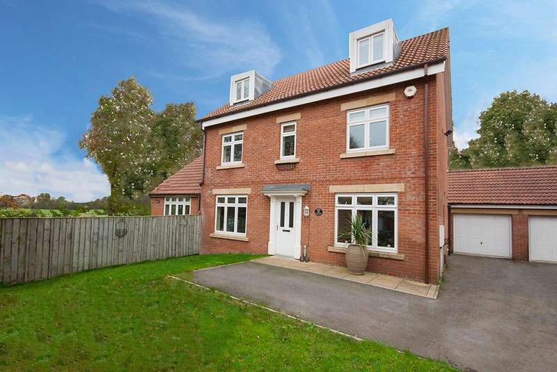 6 Bedrooms Detached House for sale in The ladle, Ladgate lane, Middlesbrough TS4
