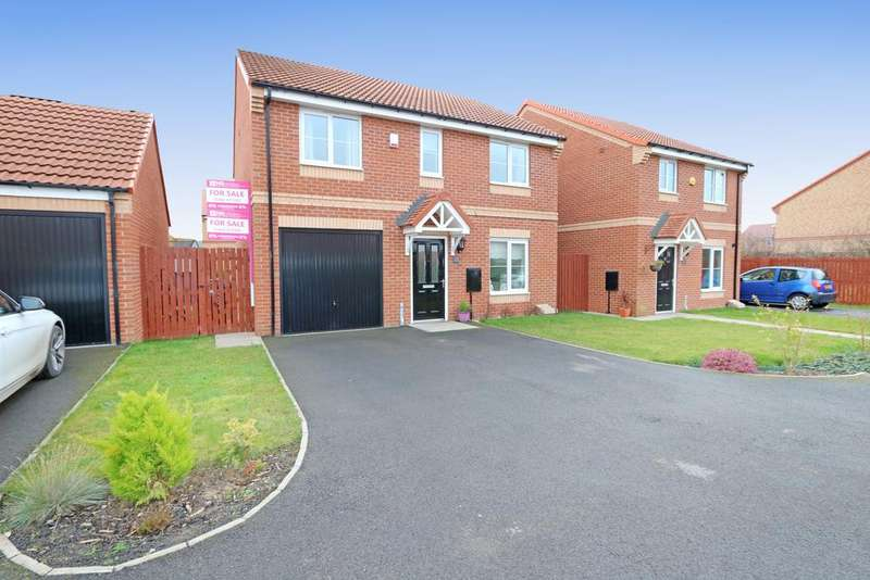 4 Bedrooms Detached House for sale in Maplewood Drive, High Farm TS6