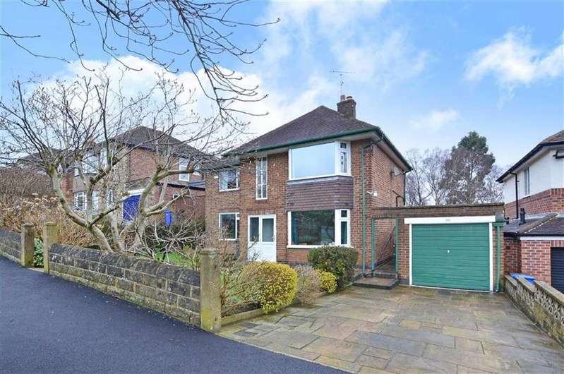 4 Bedrooms Detached House for sale in 230, Dobcroft Road, Ecclesall, Sheffield, S11