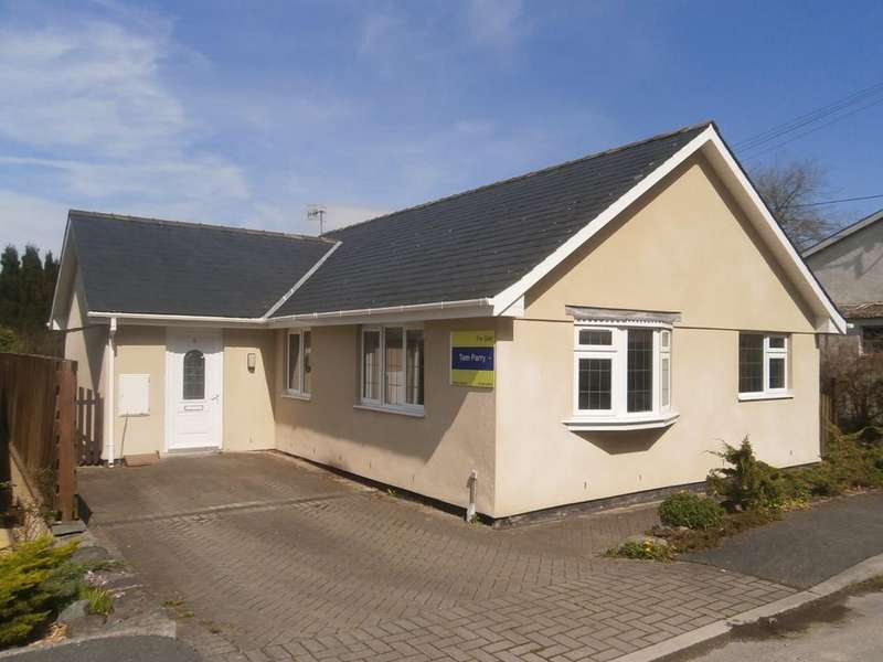 3 Bedrooms Detached Bungalow for sale in 4 Coed Artro, Llanbedr LL45