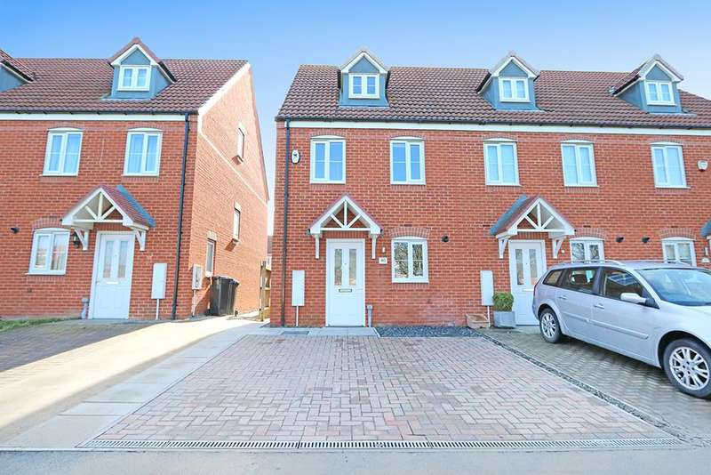 3 Bedrooms Town House for sale in Oval View, Middlesbrough TS4