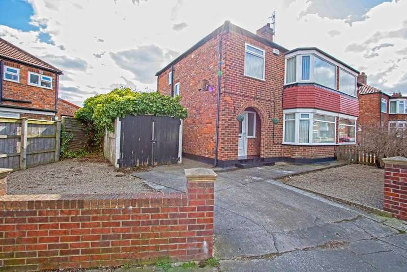 3 Bedrooms Semi Detached House for sale in Glaisdale Avenue, Tollesby TS5