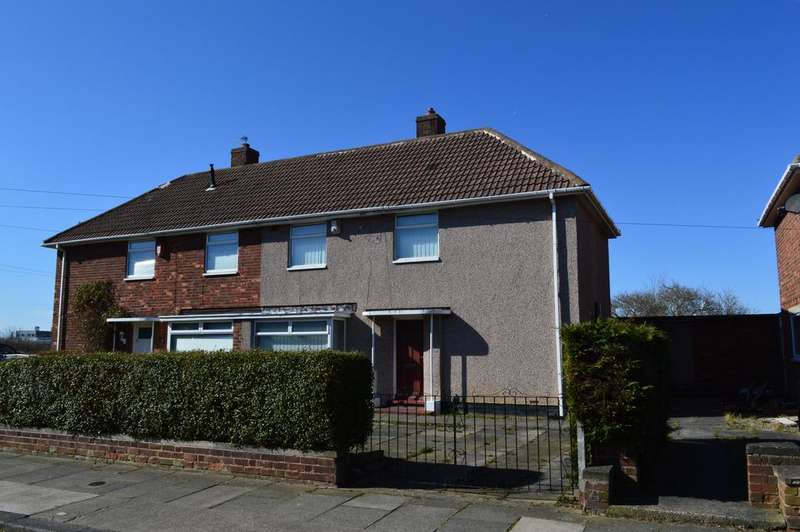 3 Bedrooms Semi Detached House for rent in Copgrove Close, Middlesbrough TS3