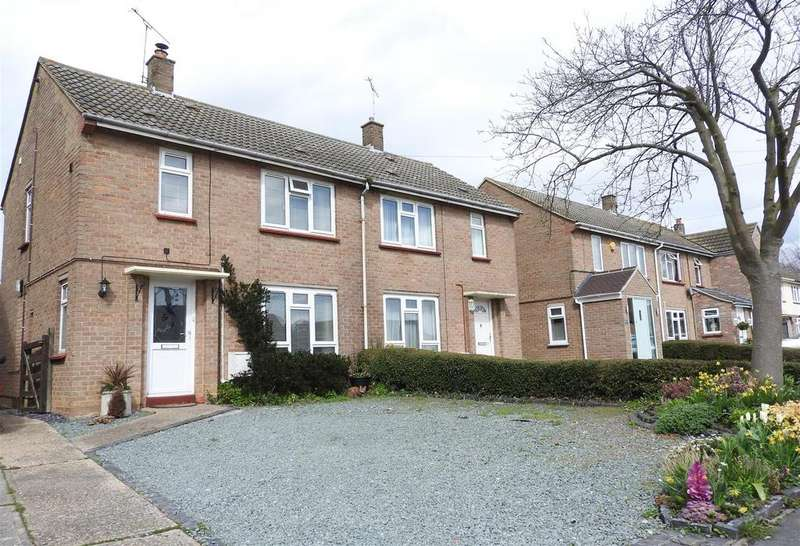 2 Bedrooms Semi Detached House for sale in Baker Avenue, Hatfield Peverel, Chelmsford