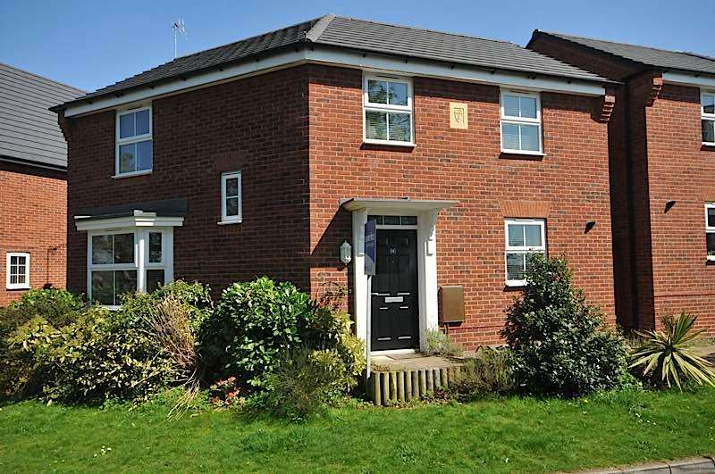 3 Bedrooms Detached House for sale in AMBLECOTE - John Corbett Drive