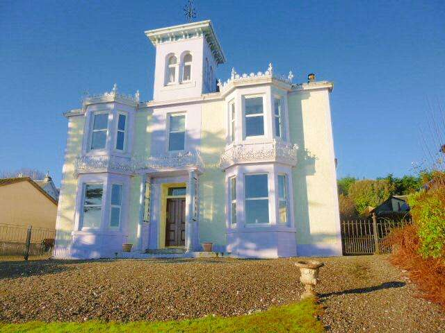 2 Bedrooms Flat for sale in Rosemount, 163 Marine Parade, Dunoon, PA23 8HJ