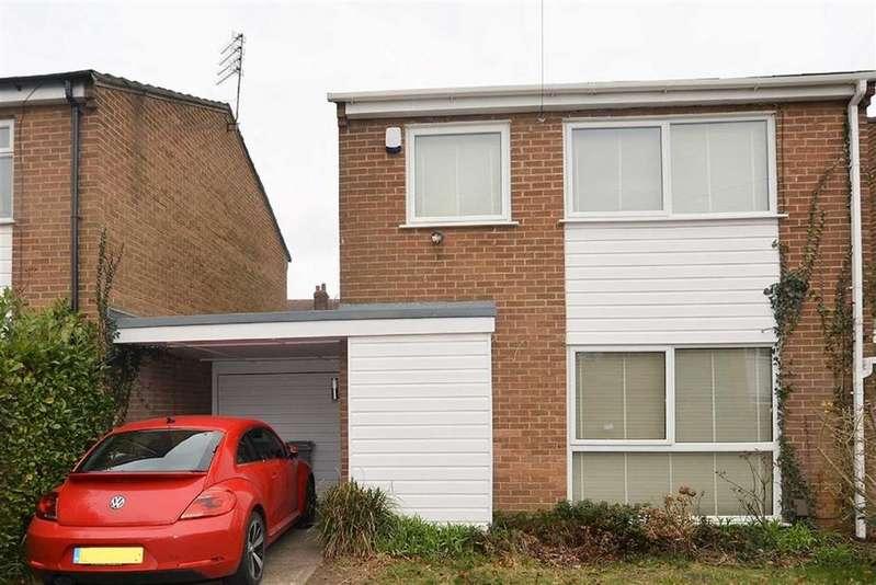 3 Bedrooms Link Detached House for sale in Alder Grove, STRETFORD