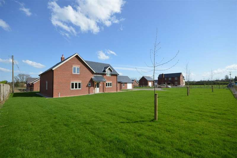 4 Bedrooms Detached House for sale in Breinton Lane, Swainshill, Hereford