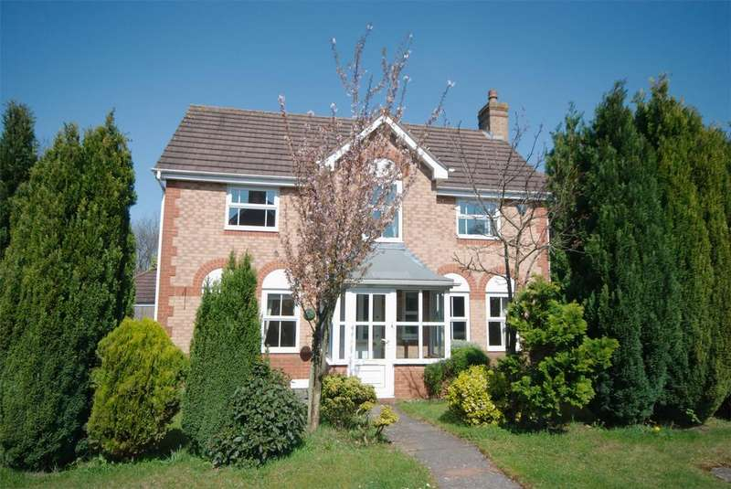 4 Bedrooms Detached House for sale in Bradwell Croft, Four Oaks, SUTTON COLDFIELD, West Midlands