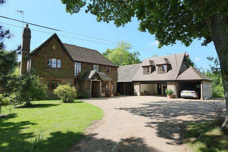 8 Bedrooms Detached House for sale in Brantridge Lane, Staplefield